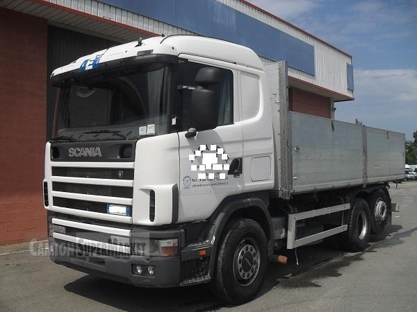 Scania R124.420