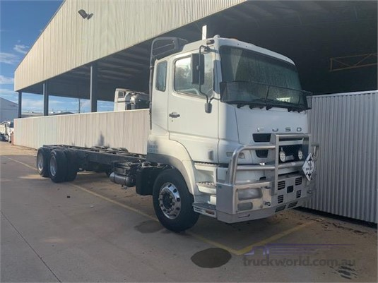 2015 Fuso FV54 - Trucks for Sale