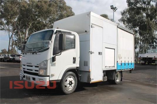2012 Isuzu NQR 450 Used Isuzu Trucks - Trucks for Sale