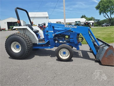 New Holland 2120 For Sale 5 Listings Tractorhouse Com Page 1