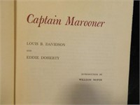 Captain Marooner; First Edition