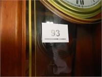 Polaris 31-Day Clock; no key