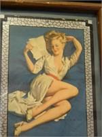 1946 Calendar; Advertising