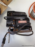Black & Decker Sander & Craftsman Jigsaw