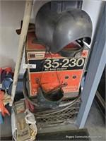 Craftsman Welder 35-230 AC Amp Output