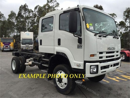 2013 Isuzu FTS 800 4x4 - Trucks for Sale