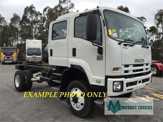 2013 Isuzu FTS 800 4x4 Midcoast Trucks - Trucks for Sale