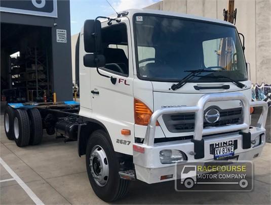 2009 Hino FL Racecourse Motor Company  - Trucks for Sale