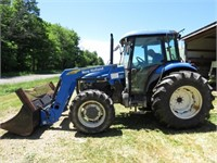 Harris Tractors and Buggy Auction