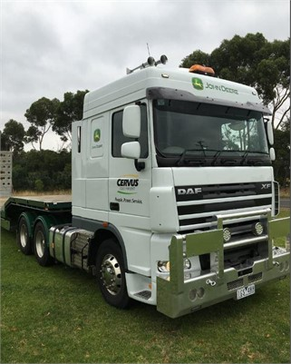 2015 DAF XF105.510 - Trucks for Sale