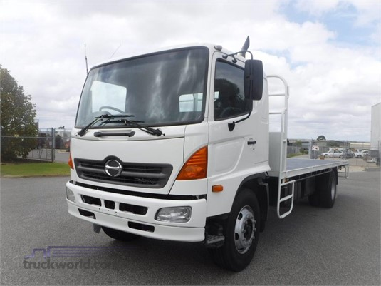 2003 Hino FG1J Raytone Trucks - Trucks for Sale