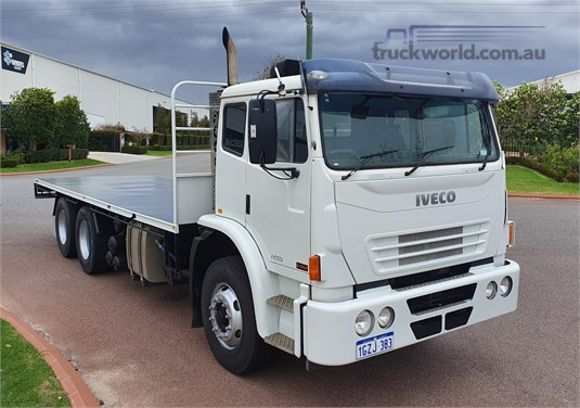 2011 Iveco Acco 2350G - Trucks for Sale