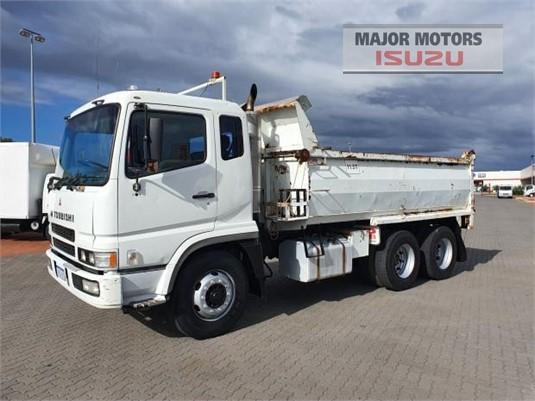 2001 Mitsubishi Fuso FV517 Major Motors  - Trucks for Sale