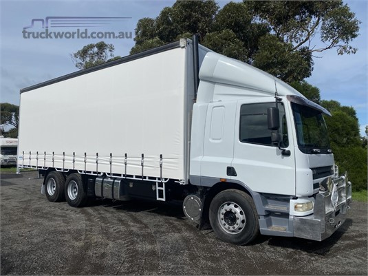 2005 DAF CF75.310 - Trucks for Sale