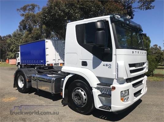 2012 Iveco STRALIS 450 - Trucks for Sale