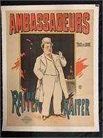 Penzler Books, Post Cards, Posters, Works on Paper