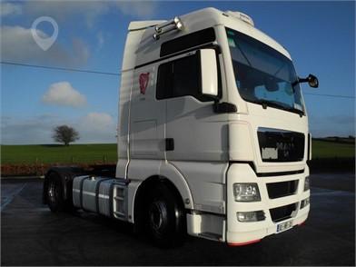 2012 MAN TGA 18.440 XXL at TruckLocator.ie