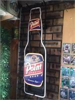 Point Neon Beer Sign