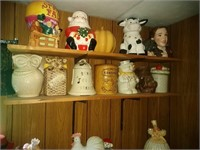 Cookie Jar Collection Pic 1