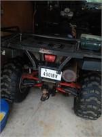 Polaris 700 Twin 4 wheeler pic 2