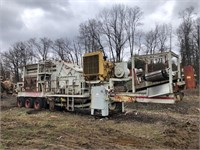 HEAVY DUTY LAND CLEARING EQUIPMENT