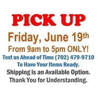 THURSDAY COIN & COLLECTIBLE ONLINE AUCTION 6/18/20 @6PM