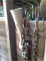 Log Hook, Chain, Tile Shovel, & Misc.
