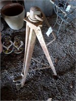 Folding Tri-Leg Jack