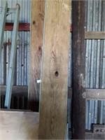 Long Wooden Loading Ramps