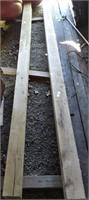 6x6 White Oak Timbers