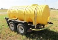 Water Tank Trailer