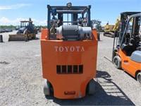 Toyota 7FGC035BCS 7000 LB Forklift