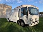 2013 Isuzu NPR200 Service Vehicle