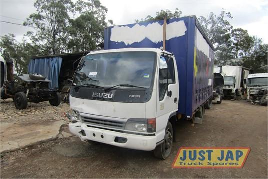 2004 Isuzu NQR Just Jap Truck Spares  - Wrecking for Sale
