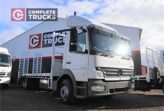 2006 Mercedes Benz Atego 1223 Complete Trucks Pty Ltd  - Trucks for Sale