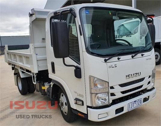 2017 Isuzu NLS 45 150 AWD Tipper Used Isuzu Trucks - Trucks for Sale
