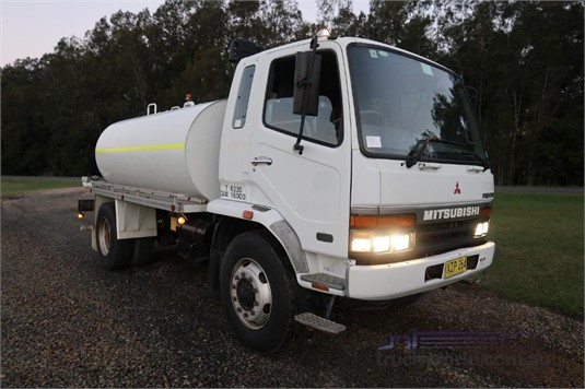 2002 Fuso FM600 - Trucks for Sale