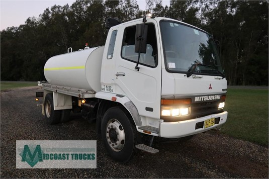 2002 Fuso FM600 Midcoast Trucks - Trucks for Sale