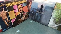 Johnny Cash Gospel LPs and other Vintage Country