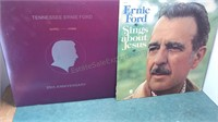 Tennessee Ernie Ford Gospel LPs