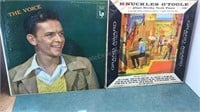 Frank Sinatra, Perry Como, Andy Williams and
