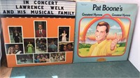 Collection of Religious and Gospel LPs