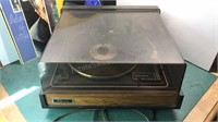 Vintage Garrard Model 775 4 Speed Turntable with