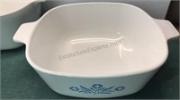 Corningware and Anchor Hocking Bakeware