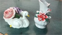 Collection of Ceramic, Porcelain, Glass animal