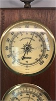 Vintage Springfield Weather Station and
