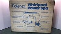 Pollenex Whirlpool Power Spa in Original Box