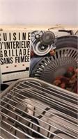 Vintage Farberware Open Hearth Electric Broiler
