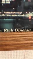 Framed Photograph Rick Dinoian Photo of the