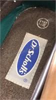 3 Pair Men's Dress Shoes Laundry Bags Vintage